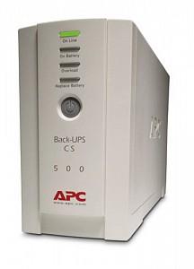 APC Back-UPS 500 (beige)